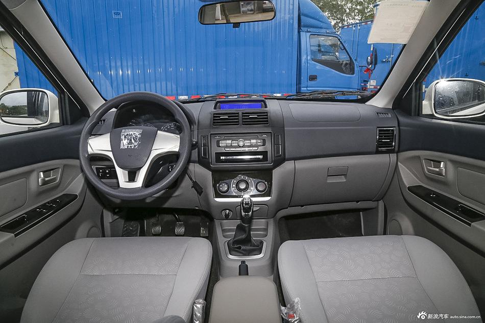 2014款北汽威旺M20 1.5L手动标准型