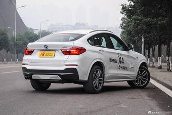 2014款宝马X4 3.0T自动xDrive35i M运动型