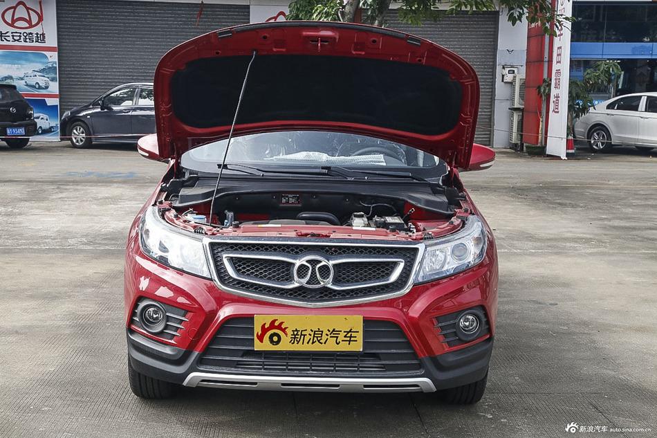 2016款北汽绅宝X55 1.5T自动CVT舒适版