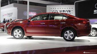 2015上海车展:路盛E80