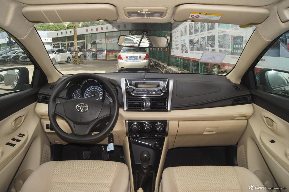 2014款威驰1.3L手动型尚版