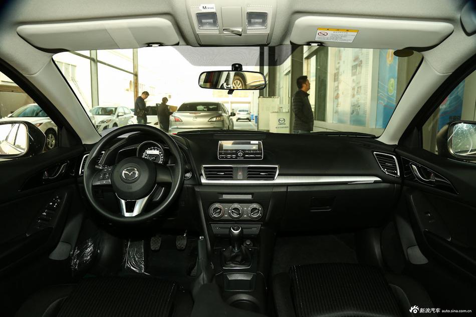 2016款马自达3昂克赛拉1.5L手动三厢舒适型