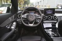 2015款奔驰C级C200 2.0T自动运动版 4MATIC