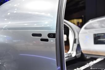 2015上海车展:奔驰F 015 Luxury in Motion 概念车