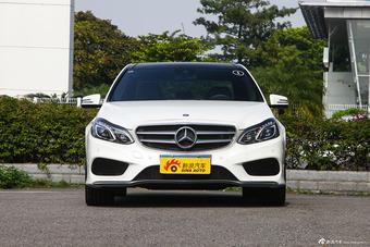 2015款奔驰E260L 2.0T自动豪华型运动轿车