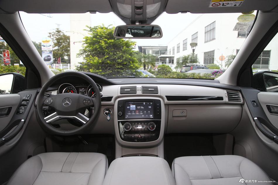 2014款 奔驰R400 3.0T自动4MATIC豪华型