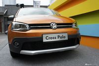 2014款Cross Polo 1.6L自动