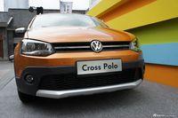 2014款Cross Polo 1.6L自动