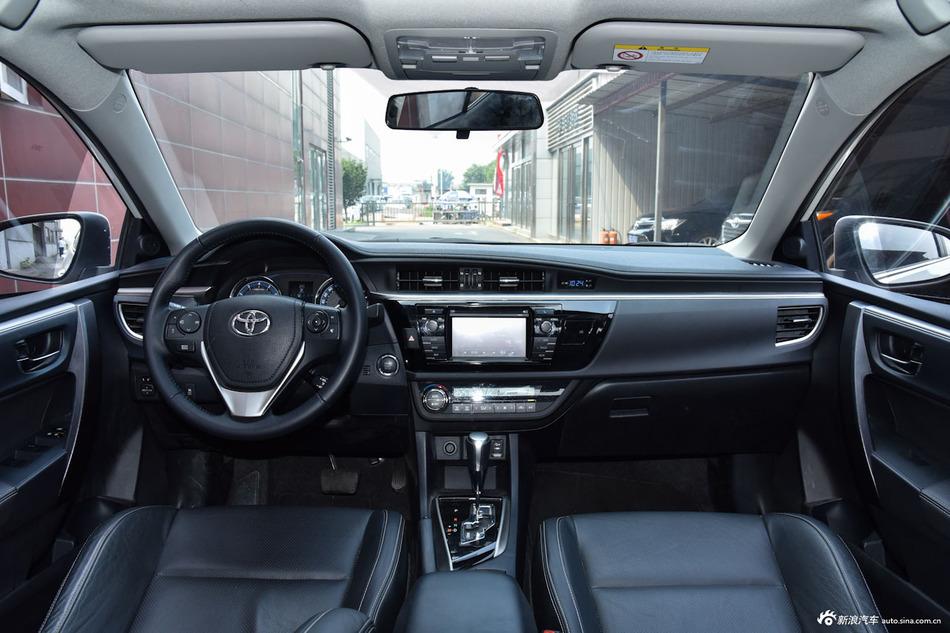 2014款雷凌1.8V CVT豪华版