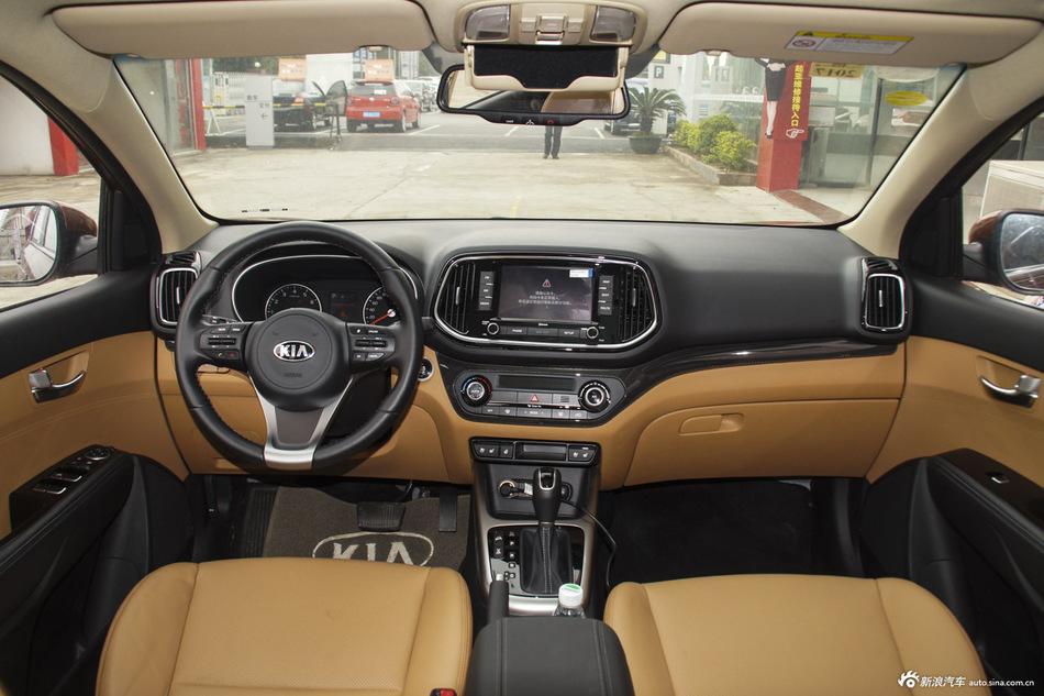 2015款KX3 2.0L自动四驱Premium