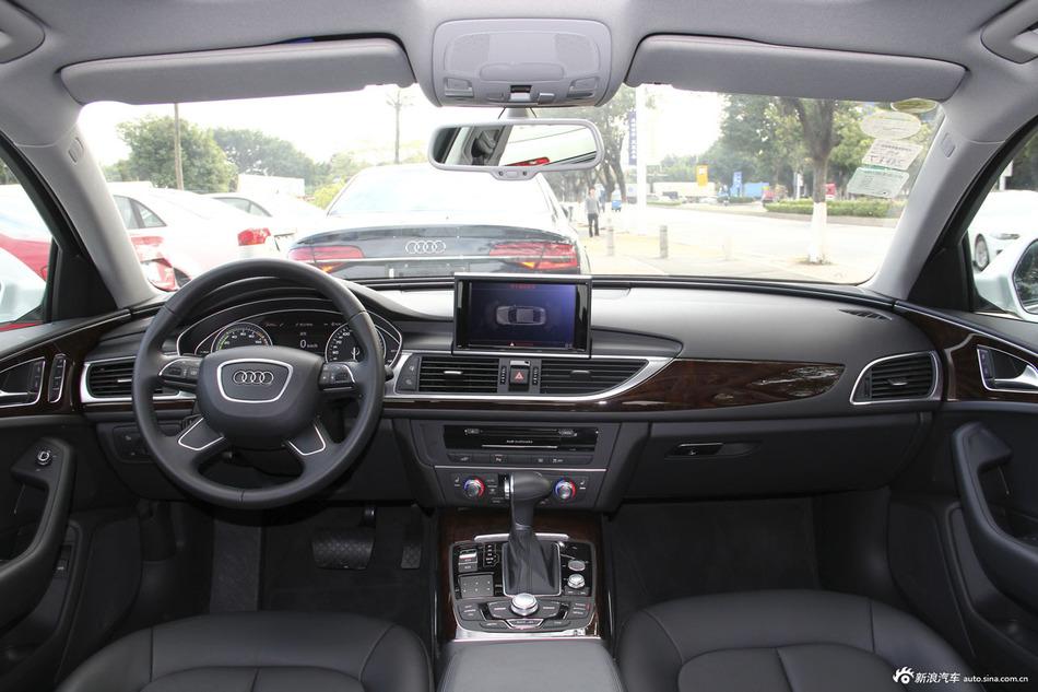 2013款奥迪A6混动2.0T自动40Hybrid
