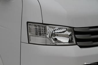 2014款蒙派克S 2.8T新干线豪华型ISF2.8