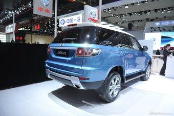 2015款广汽吉奥GX6