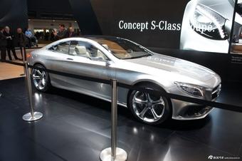 奔驰S Coupe