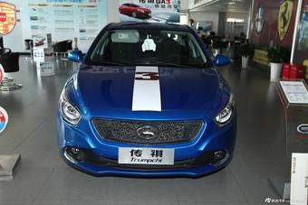2013款传祺GA3 1.6L手动豪华版