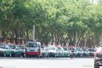 新疆吐鲁番数百出租车罢工致打车困难