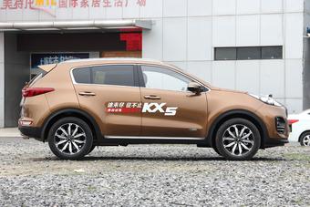 2016款起亚KX5 1.6T自动两驱Premium