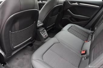 2014款奥迪A3 Limousine 到店实拍