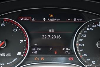 2016款奥迪RS6 4.0T自动Avant
