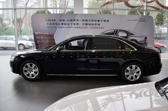 2013款奥迪A8L 50TFSI quattro舒适型