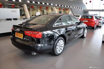 2013款奥迪A6 40 hybrid
