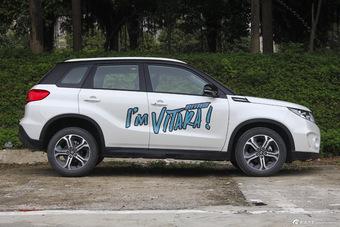 2016款维特拉1.4T自动四驱旗舰型