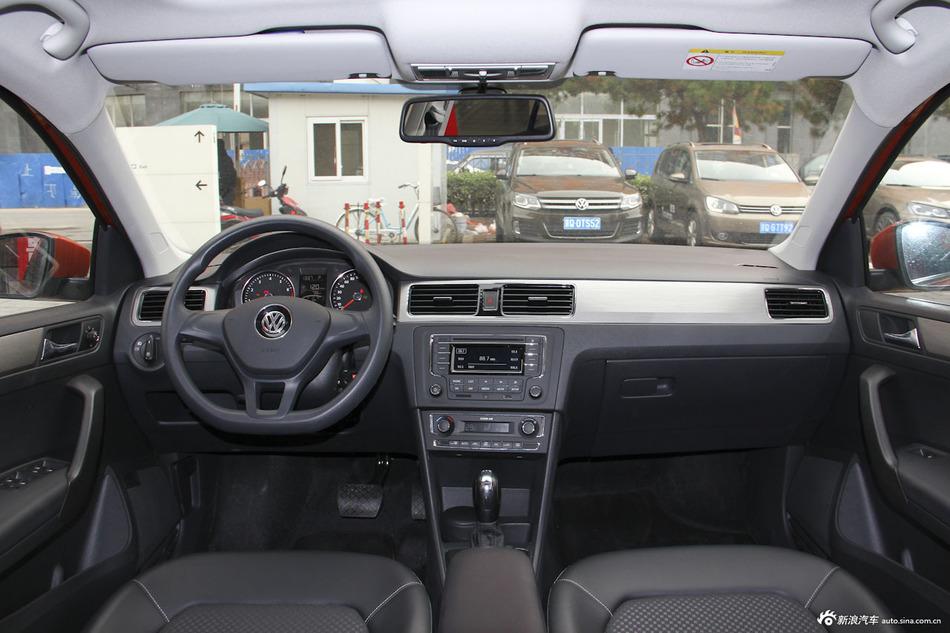 2015款桑塔纳·浩纳230TSI 1.4T自动舒适型