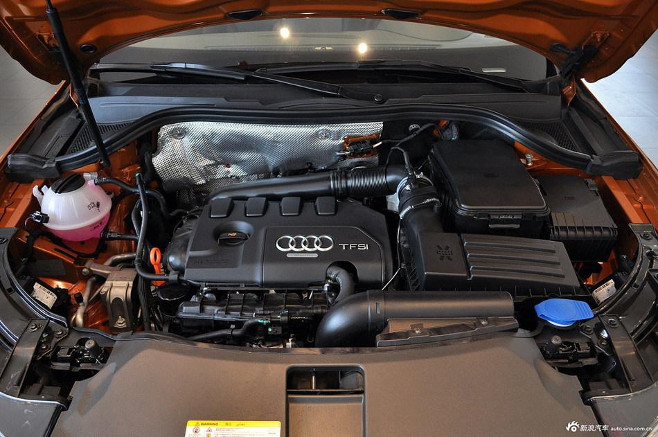 2013款奥迪Q3 35TFSI quattro舒适型