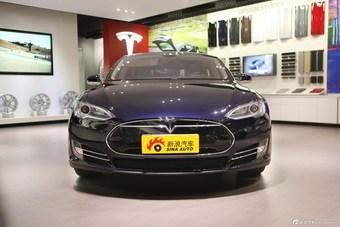 特斯拉Model S外观图
