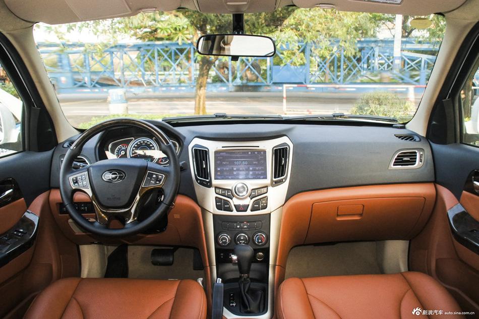 2015款海马S7 2.0L自动改款纵驰型