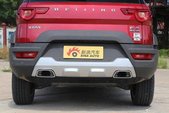 2016款北京BJ20基本型