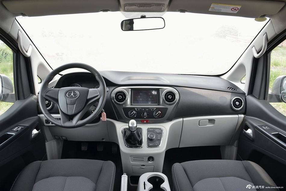 2016款瑞风M3 1.6L手动豪华智能型宜家版