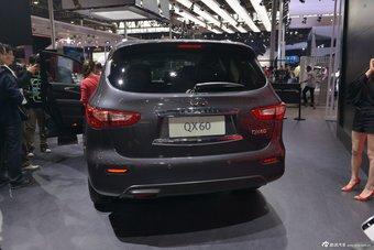 2014款英菲尼迪QX60混合动力版