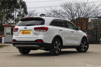 2015款索兰托L 2.4L自动汽油四驱精英版 7座 国5
