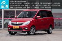 2015款幻速H2 1.5L自动舒适型