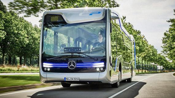 这么舒服的公交车 会不会忘记下车...