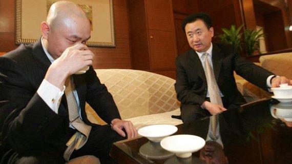 中国四大首富的座驾,座驾有共同点