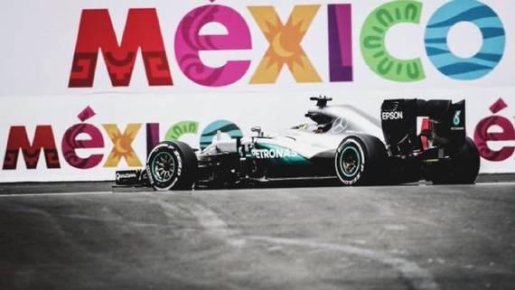 F1: 汉密尔顿墨西哥轻松夺杆 法拉利表现低迷