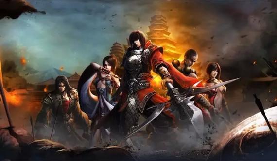 刀光剑影里,谁又能笑傲江湖?