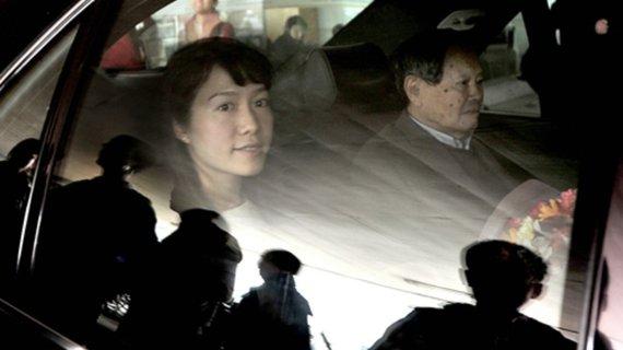 杨振宁送妻子奥迪A6 四辆座驾价值300多万