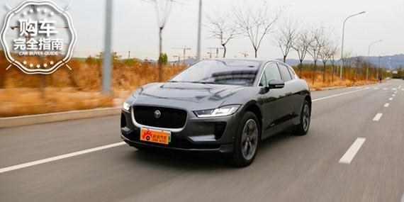 捷豹 I-PACE 2018款 EV400 首发限量版