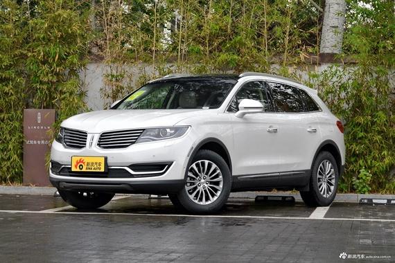 林肯MKC天津最高降4.91万  新车选它不会错
