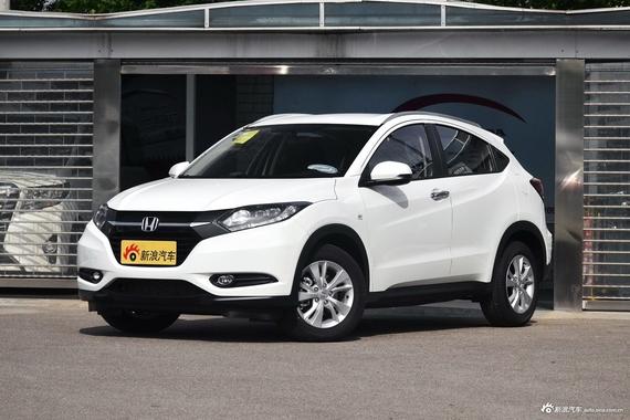 家庭第一辆车首选它,本田缤智成交价12.21万起