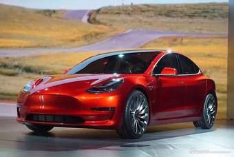 特斯拉Model 3(进口)