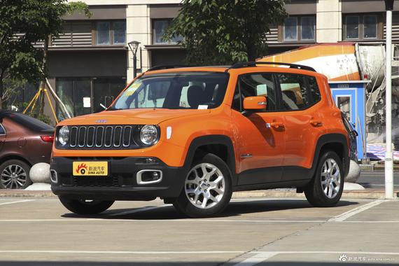 价格来说话,5月新浪报价,Jeep自由侠全国新车9.93万起