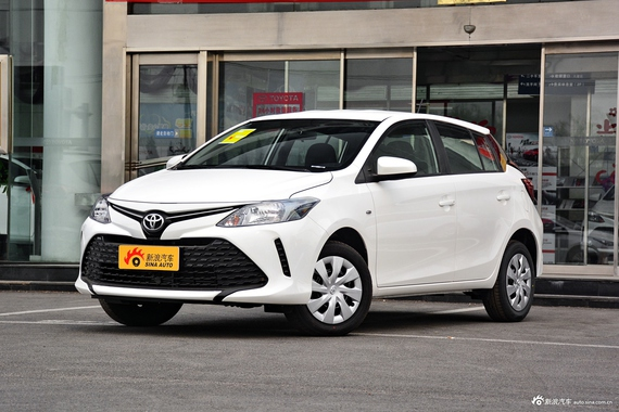 丰田威驰FS最高直降1.80万,新车5.37万起,年中杀手锏终于出现啦!