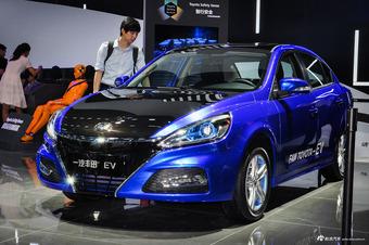 一汽丰田EV
