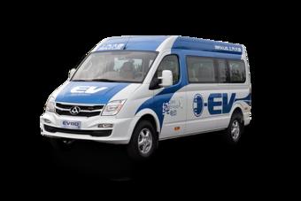 上汽MAXUS  EV80新能源