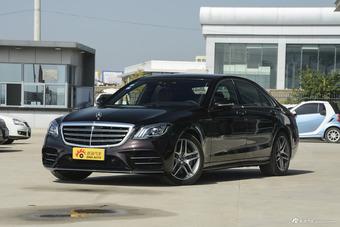 奔驰S级76.0万