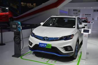 新能源东南DX3 EV现车到店 诚邀品鉴